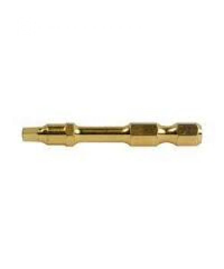 Cf. Inserti Torsion Gold mm. 50 Makita art. B-28204 Quadro SQ1 pezzi 2