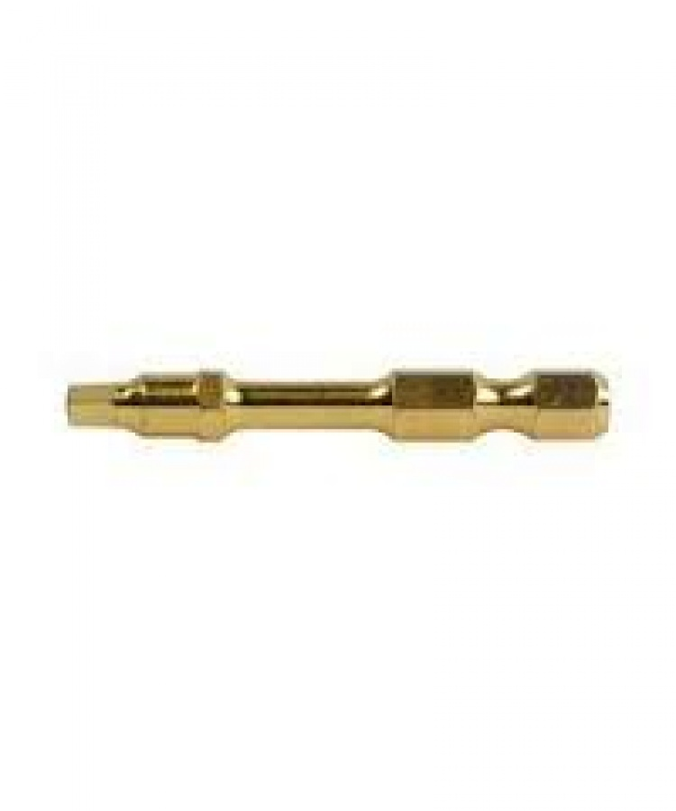 Cf. Inserti Torsion Gold mm. 50 Makita art. B-28210 Quadro SQ3 pezzi 2