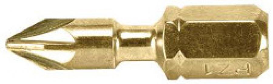 Cf. Inserti Torsion Gold mm. 25 Makita art. B-28503 PH 2 pezzi 2