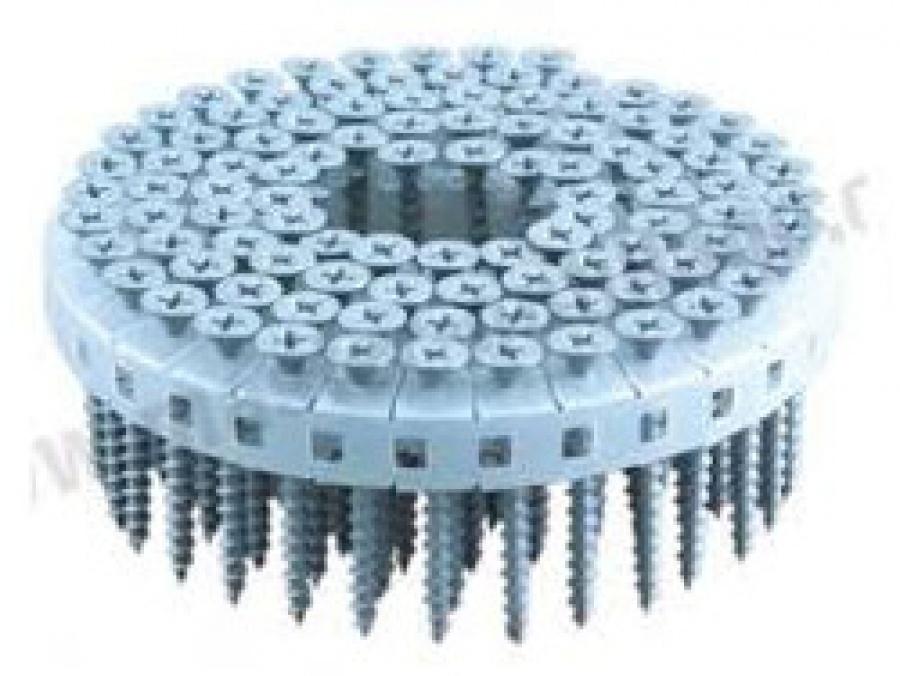Cf. Viti Nastrate per metallo per 6841R Makita F-32856 PH 2 mm. 3,5x41 pz. 2000