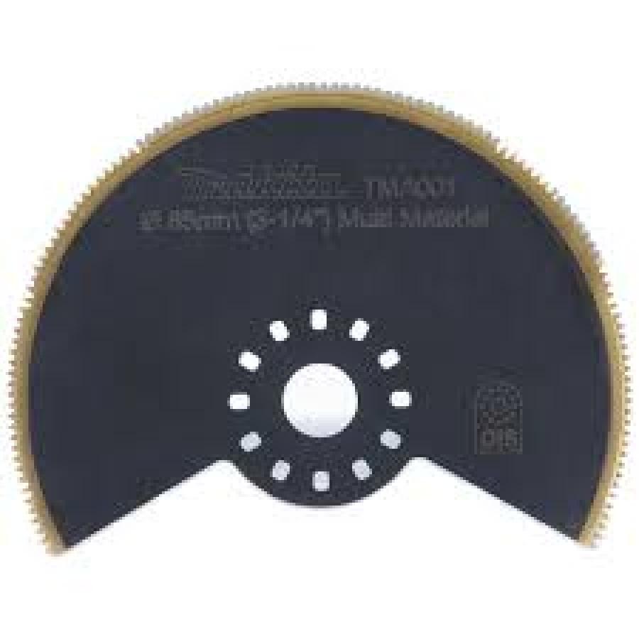 Lama segmentata per TM3000C Tipo TMA002 per Multifunzione per epossidici e fiberglass Makita art. B-21288 D. mm. 65
