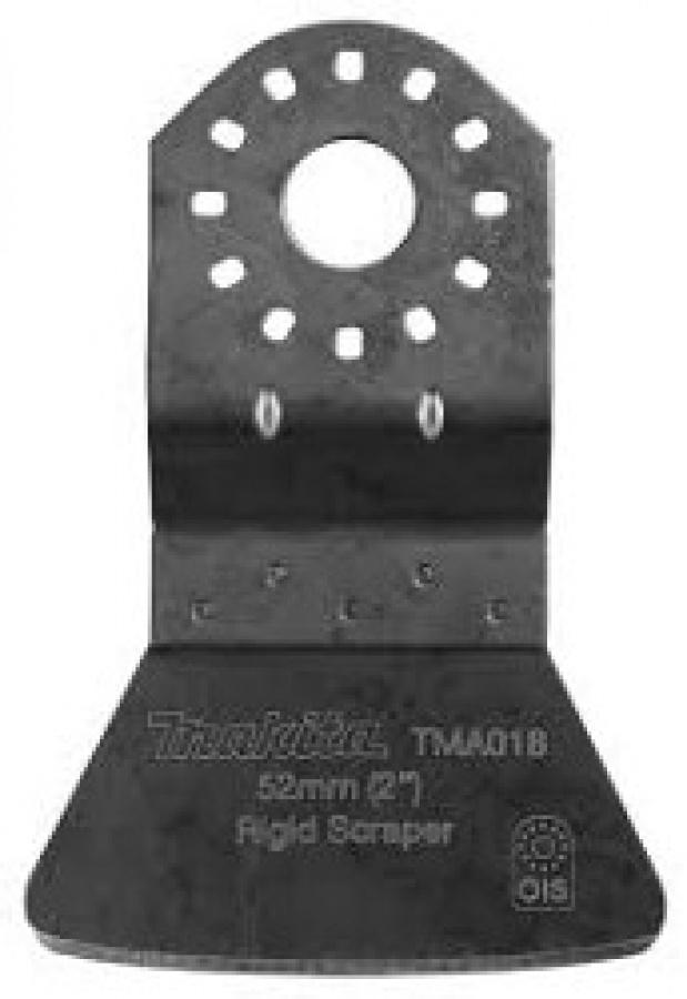 Scrostatore rigido HCS per Multifunzione TM3000C Tipo TMA018 per malta e colla Makita art. B-21440 mm. 52