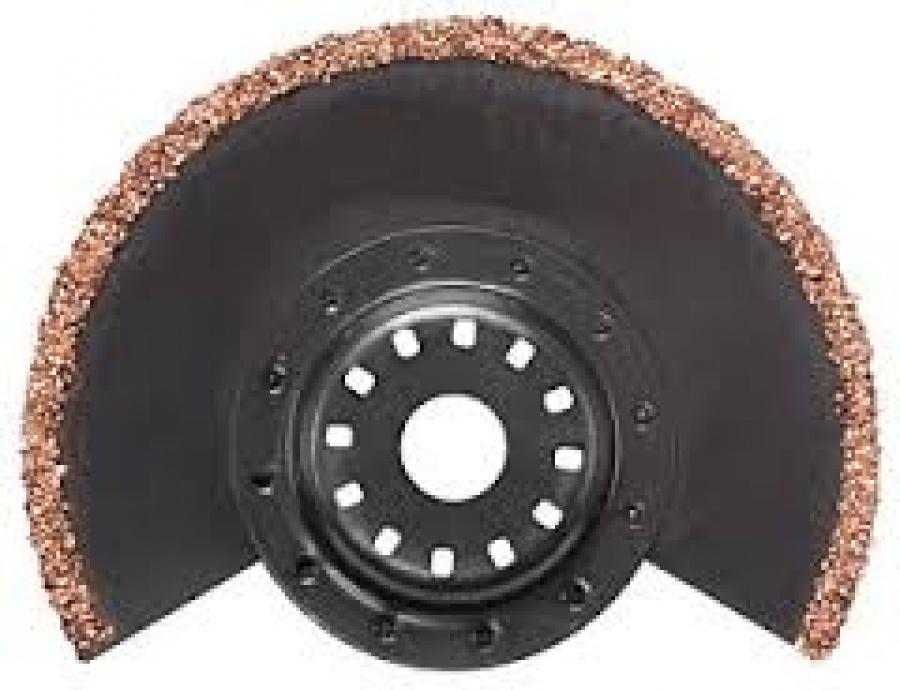 Lama Segmentata per Multifunzione TM3000C Tipo TM023 per calcestruzzo poroso, fughe piastrelle Makita art. B-21490 D. mm. 85