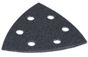Cf. Carta Abrasiva Black Stone per Multifunzione TM3000C Makita art. B-21777 Grana 600 pz. 10