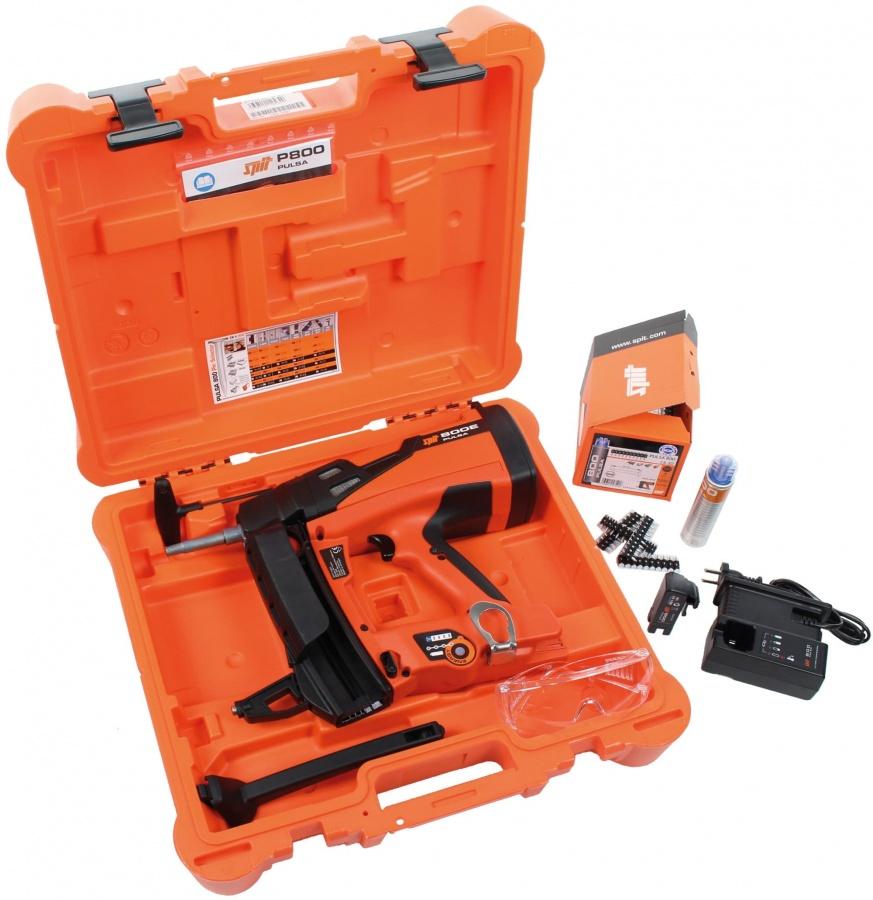 Spit PULSA 800E+ 500 C6-20 Chiodatrice a gas-batteria - dettaglio 1