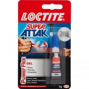 Super Attak Power Flex gel loctite Gr.3