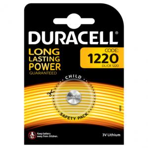 Duracell 1620 Batterie litio Long Lasting Power a bottone 3V Pz 1 - DL1620/ECR1620/CR1620