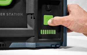 Festool SYS-PST 1500 Li HP PowerStation Presa di corrente portatile - dettaglio 3