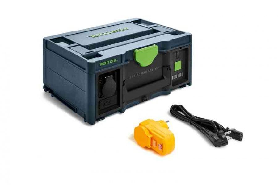 Festool SYS-PST 1500 Li HP PowerStation Presa di corrente portatile - dettaglio 1