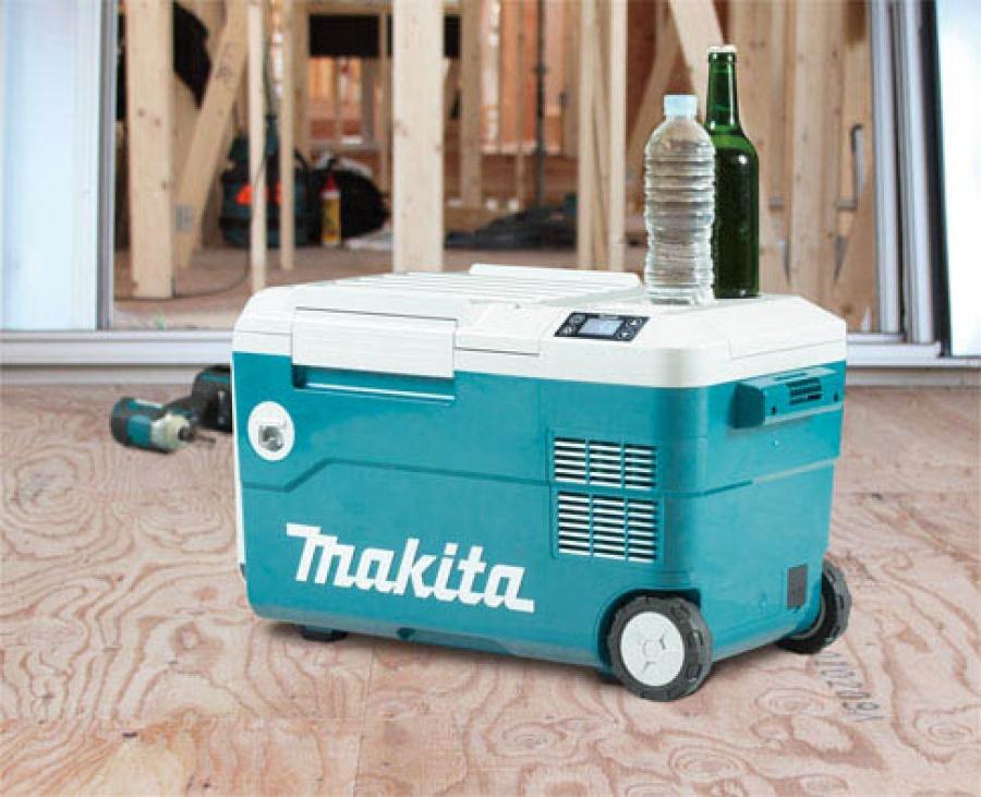 Makita DCW180Z Contenitore termico a batteria 18v - Dettaglio 7