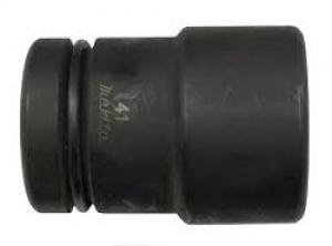 """Chiave a Bussola Esagonale Rinforzata Corta per 6906 Attacco 3/4"""" Makita art. 134857-8 mm. 30"""
