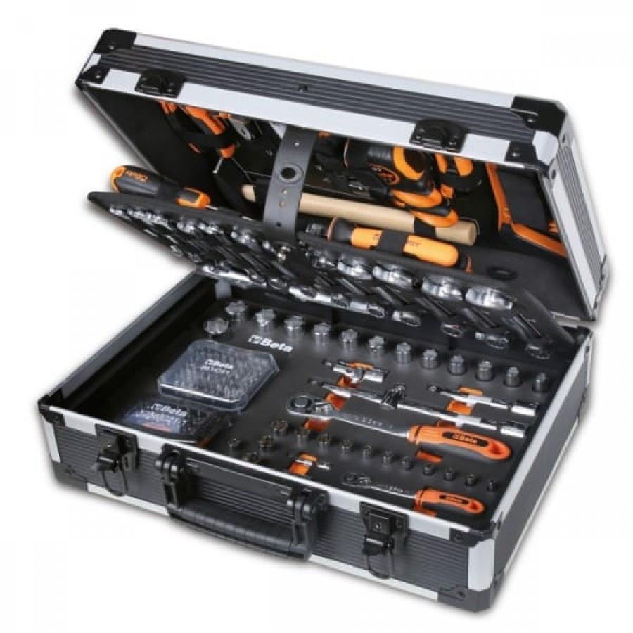 Beta 2056e valigia con assortimento 163 utensili 020560010 020560010 - dettaglio 1