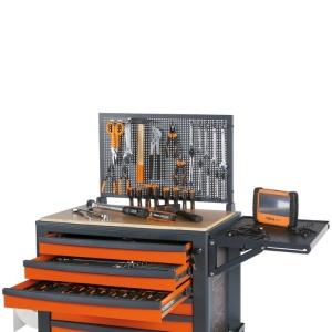 Beta rsc24/6 cassettiera porta attrezzi 6 cassetti rsc24/6 024004060 - dettaglio 1