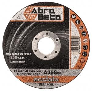 Abra beta cp-a36s confezione dischi da taglio sottili centro piano universale 000010060 - dettaglio 1