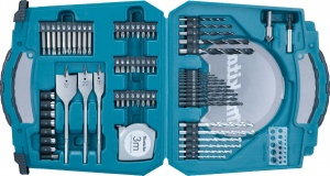 Kit Accessori avvitatura&foratura Makita art. D-47145 pz. 71