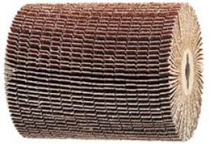 Disegno rullo per levigatrice in tela abrasiva 100x120 mm