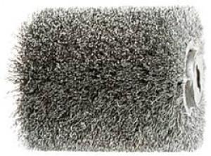 Disegno rullo per levigatrice in acciaio 100x120 mm