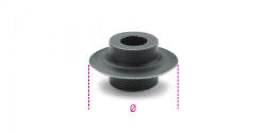 Lama di ricambio per tagliatubi Beta 330R/I  per acciaio Inox