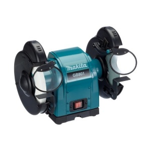 Mola da banco 550W Makita GB801 mm. 205