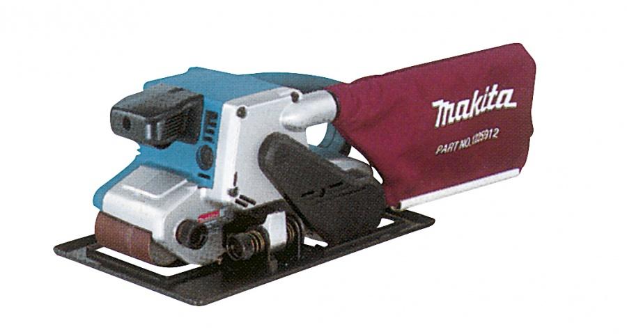 Levigatrice a nastro 1010W Makita 9404X mm. 100x610 con Base di Appoggio