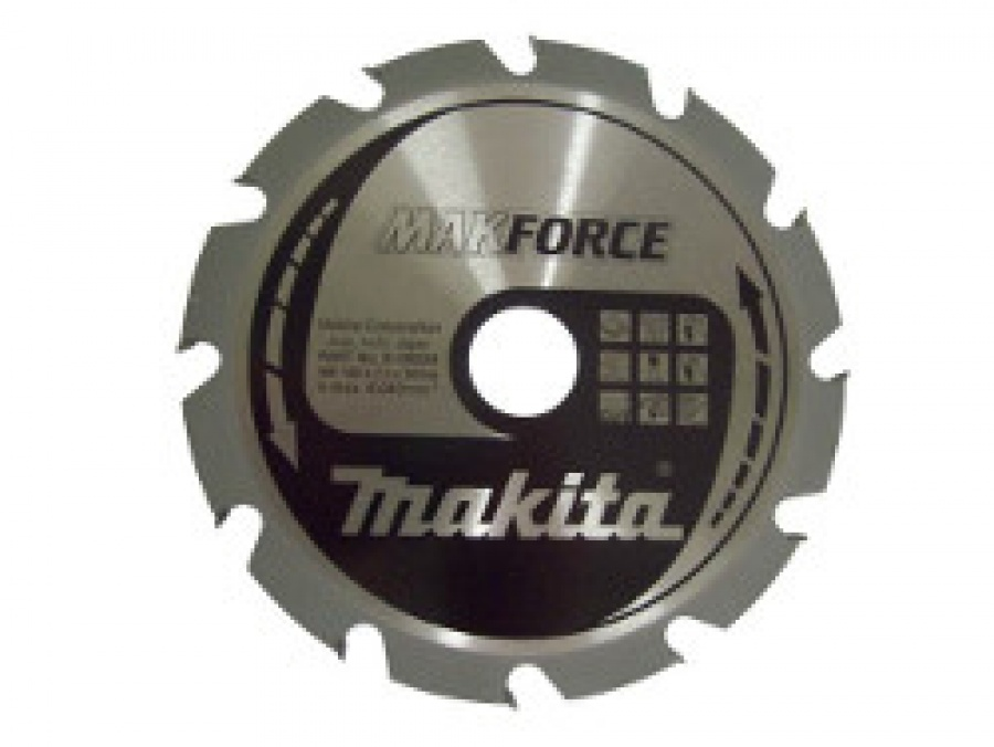 Lama per Seghe Circolari Makita art. B-07939 Tipo CSmX18024g F. 30 Z24  Taglio mEDIO D. mm. 180