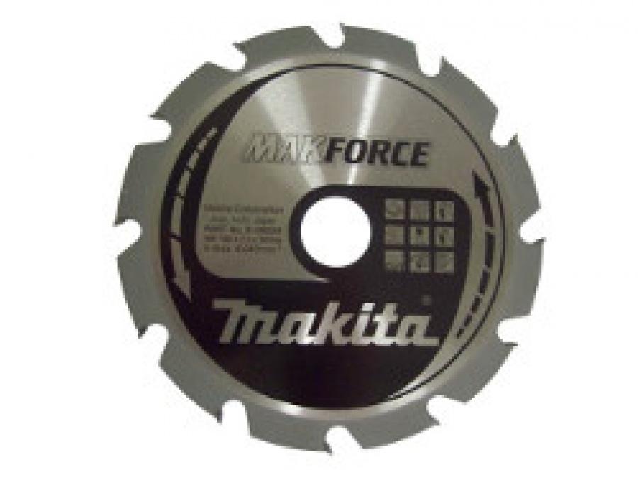 Lama per Seghe Circolari Makita art. B-08056 Tipo CSMX19024G F. 30 Z24  Taglio Medio D. mm. 190