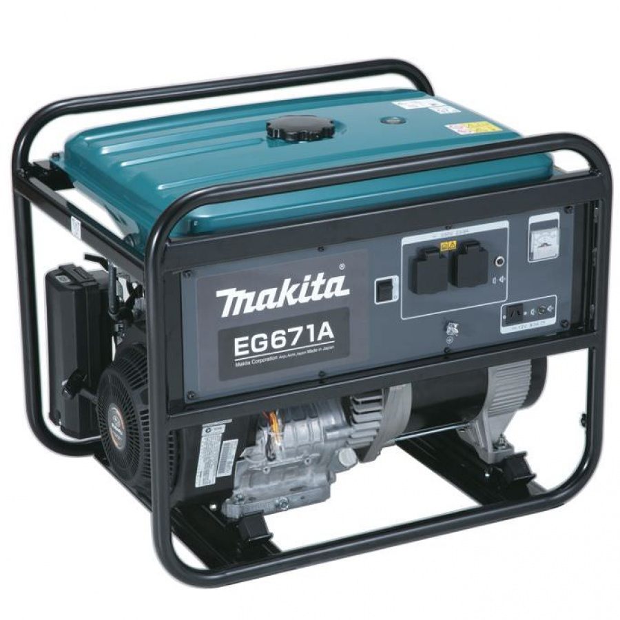 Generatore a Scoppio Makita EG671A 5500W