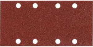 Disegno Carta abrasiva forata per levigatrice 93x228 mm - 50 pz