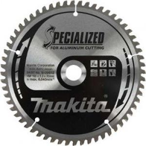 Lama Specialized Taglio Alluminio per Seghe da Banco Makita art. B-09715 Tipo TSA26080G F. 30 N. Denti 80 D. mm. 260x30x80Z