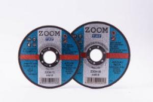 Cf. Dischi Taglio Ferro Taf Zoom mm. 125x1 pz. 25