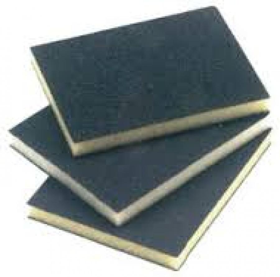 Cf. Spugne Abrasive Politaf Superflessibili Pad mm. 125x100 pz. 5