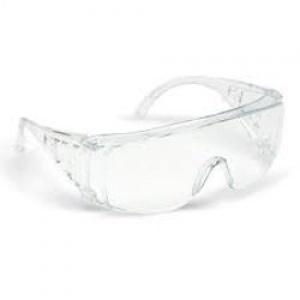Paio Occhiali di Protezione DPI 2 Art. 8782C Lente Incolore