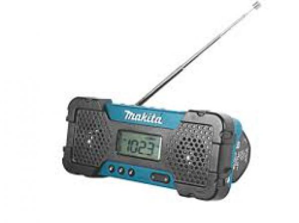 Radio Alimentata con Batteria 10,8v Makita art. STEXMR051