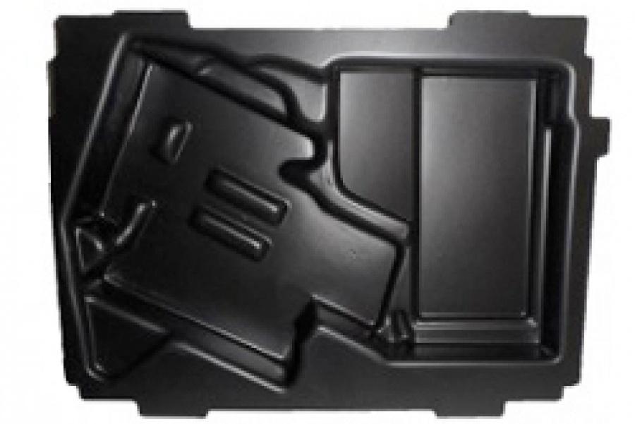 Termoformato per Valigette MakPac Tipo 1 per Trapano DA330D, DA331D Makita art. 837695-4