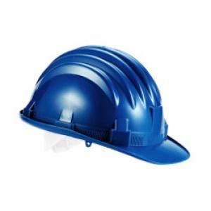 Elmetto di Protezione Polietilene Dielettrico DPI 3 Socim Art. ELMBL Blu