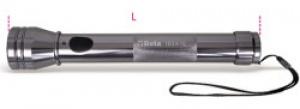 Torcia Led in Alluminio Anodizzato Beta 1834XL Fino 650 Lumen