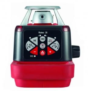 livello laser rotante leica roteo 35green 2