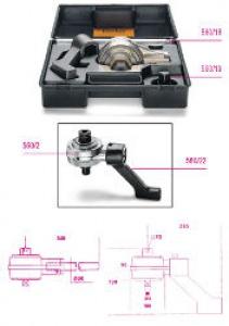 Moltiplicatore di coppia e accessori 5:1 Beta 560/C2