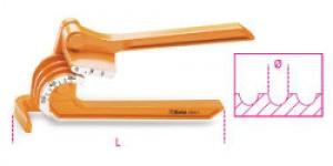 Pinza curvatubi per leghe leggere Beta 388A/1 mm. 6-8-10
