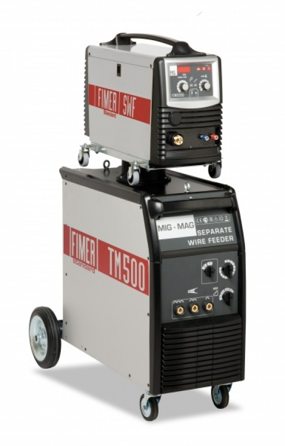 Saldatrice Fimer TM500W