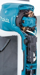 Dettaglio tassellatore Makita HR2470