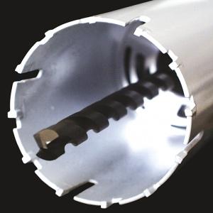 Utilizzo Trapano carotatrice Makita DBM130