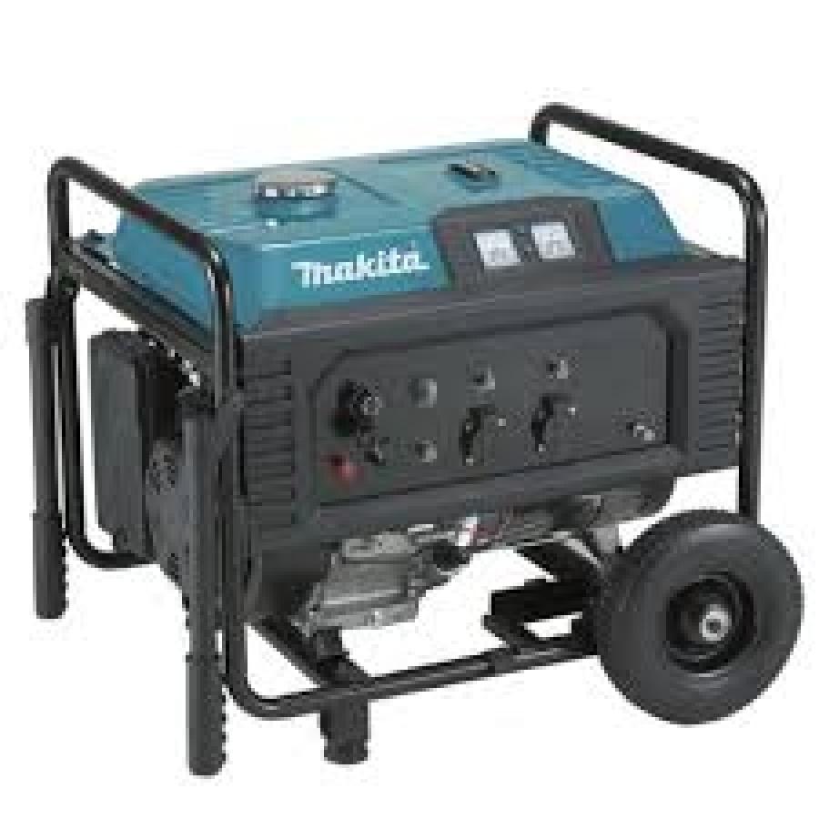 Generatore di corrente makita eg5550a ferramenta carozzi for Generatore di corrente bricoman