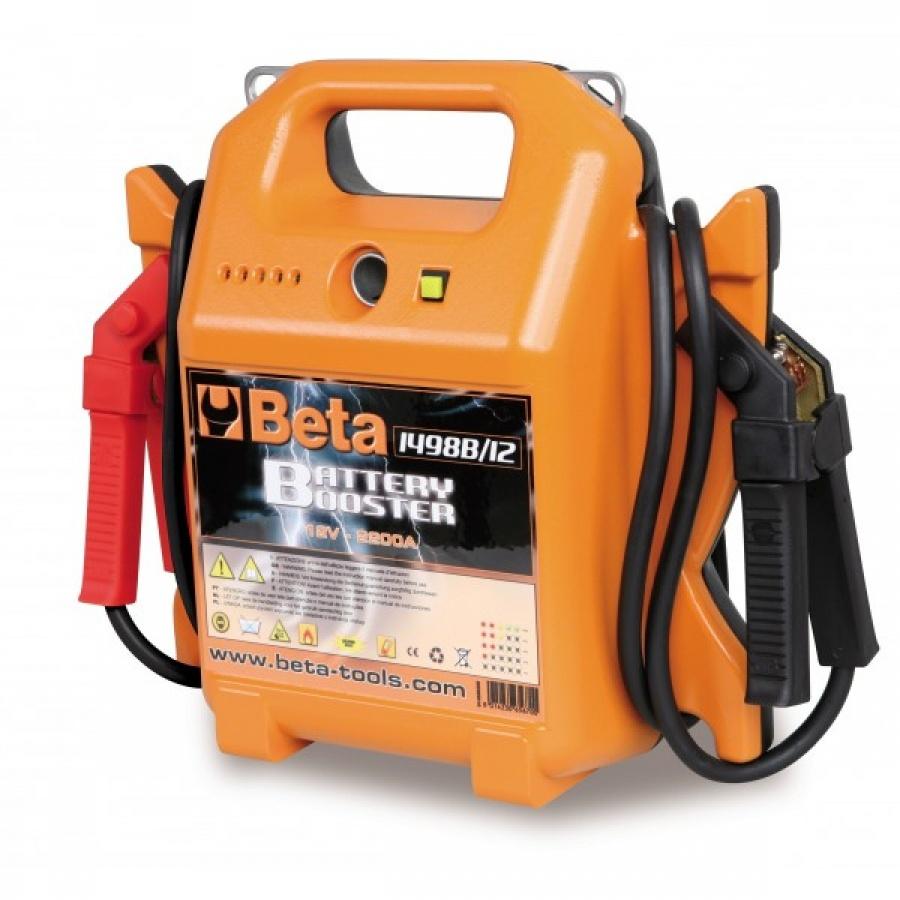 avviatore portatile per auto e camion beta 1498B/24