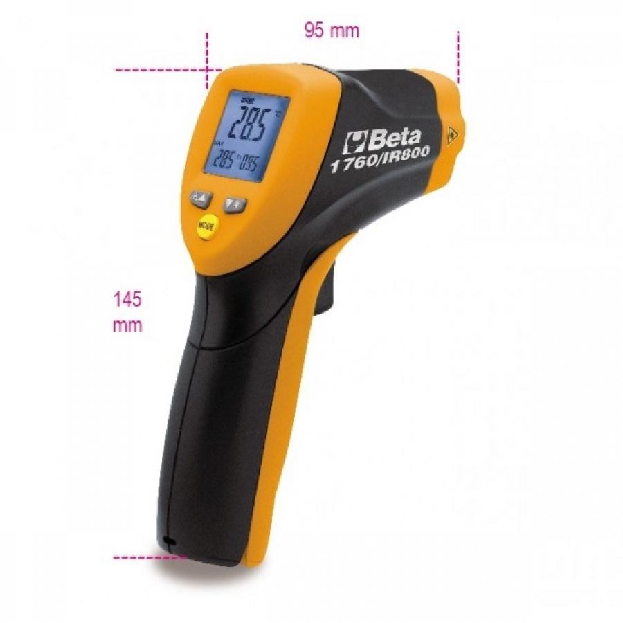 termometro digitale a infrarossi Beta 1760/IR800