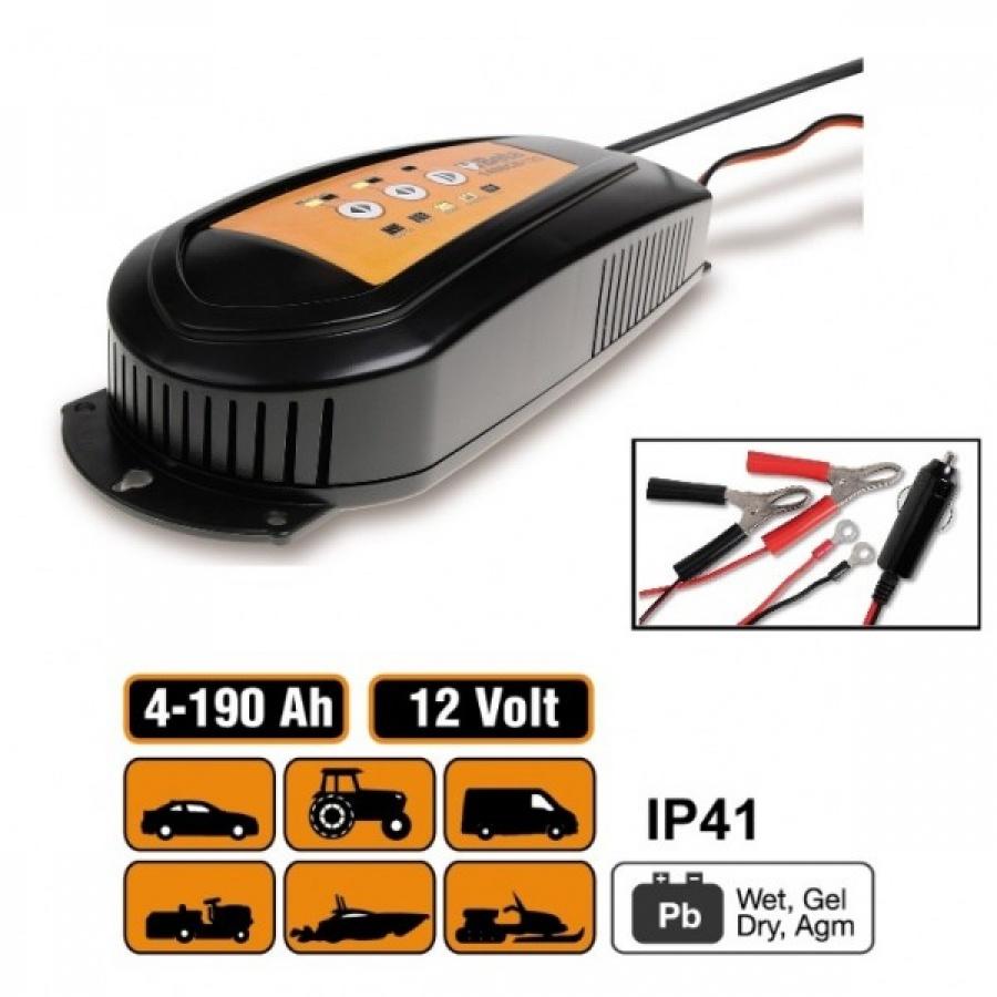 caricabatterie elettronico beta 1498CB/120 per auto e veicoli commerciali