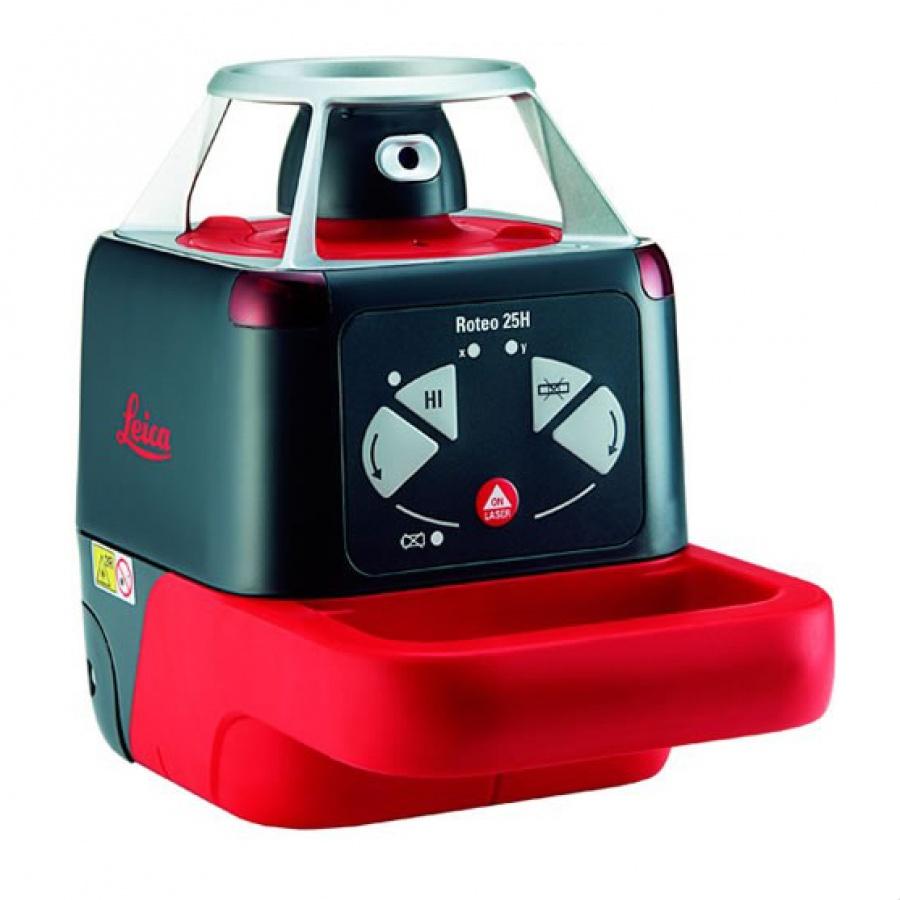 livello laser rotante leica roteo 25h