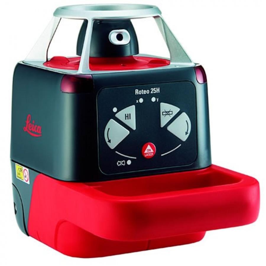 livello-laser-rotante-leica-roteo-25h