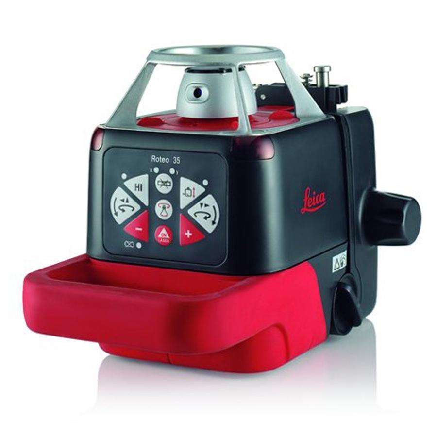 livello laser rotante leica roteo 35 wmr