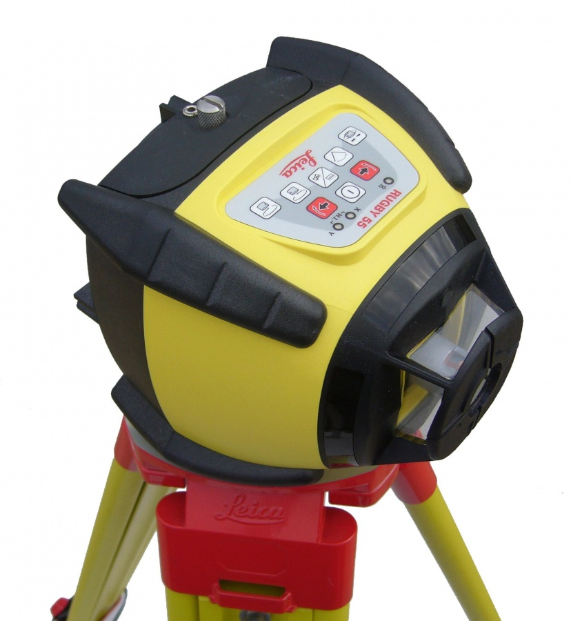 Livella Laser Leica Rugby 55 2